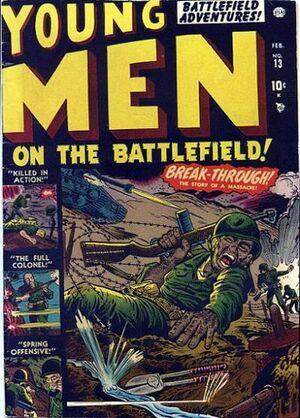 Young Men on the Battlefield Vol 1 13