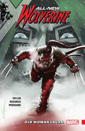 All-New Wolverine TPB Vol 1 6 Old Woman Laura