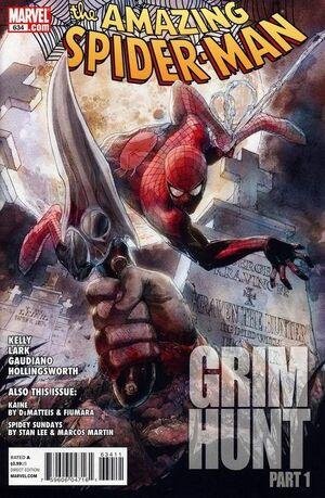 Amazing Spider-Man Vol 1 634