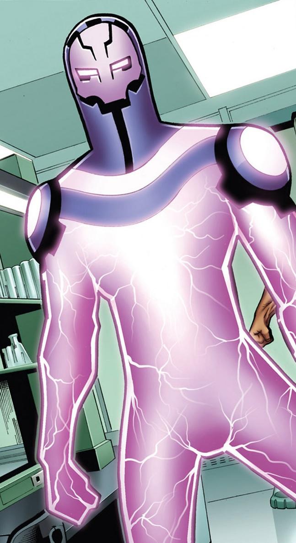 Arthur Parks (Earth-616) from Iron Man Vol 5 3