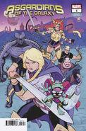 Asgardians of the Galaxy Vol 1 1 Chiang Variant