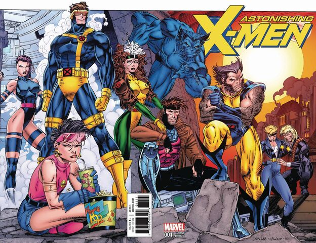 File:Astonishing X-Men Vol 4 1 Remastered Wraparound Variant.jpg