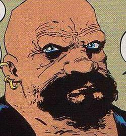Big Al (Earth-616) from Spider-Man Blue Vol 1 1 001