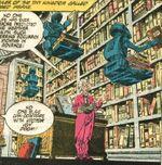 Boris (Latverian), Library Robots (Earth-616) from Cloak and Dagger Vol 2 10