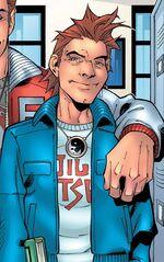 Brad (Earth-616) from Friendly Neighborhood Spider-Man Vol 1 6 0001