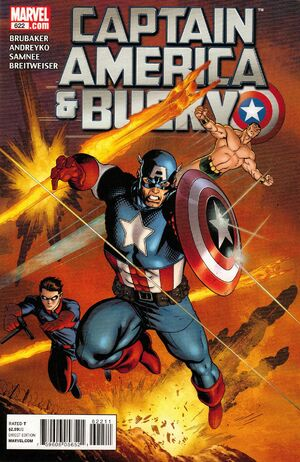 Captain America and Bucky Vol 1 622