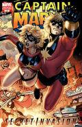 Captain Marvel Vol 6 4 Dodson Variant