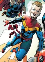 Carol Danvers (Earth-Unknown) from Deadpool The End Vol 1 1 0001