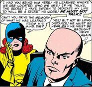 Charles Xavier (Earth-616) from X-Men Vol 1 3 0004