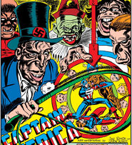 Circus of Crime (Earth-616) from Captain America Comics Vol 1 5 0001