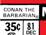 Conan the Barbarian Vol 1 81