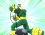 Eliot Franklin (Thunderball) (Earth-14042) from Marvel Disk Wars The Avengers Season 1 18 0001