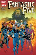 Fantastic Five Vol 2 1