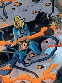 Fantastic Four (Earth-12101) from Deadpool Kills the Marvel Universe Vol 1 1 001