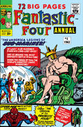 Fantastic Four Annual Vol 1 1