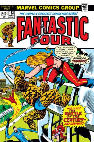 Fantastic Four Vol 1 133