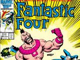 Fantastic Four Vol 1 298