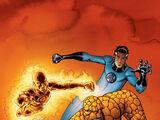 Fantastic Four Uniforms