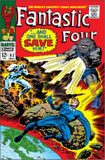 Fantastic Four Vol 1 62