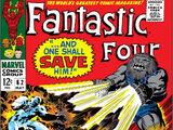Fantastic Four Vol 1 62