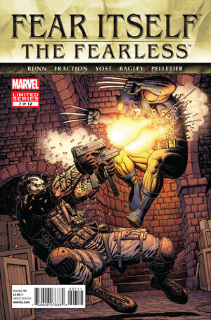 Fear Itself The Fearless Vol 1 7