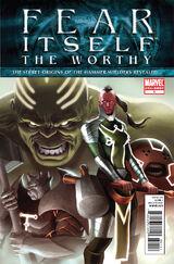 Fear Itself: The Worthy Vol 1 1