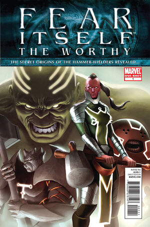 Fear Itself The Worthy Vol 1 1