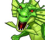 Fin Fang Foom (Earth-TRN562) from Marvel Avengers Academy 003