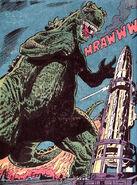 Godzilla (Earth-616) from Godzilla Vol 1 7 0001