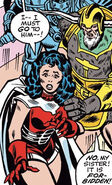 Heimdall & Sif (Earth-616) from Thor Vol 1 289 0001