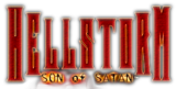 Hellstorm Son of Satan (2006) Logo