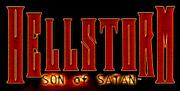 Hellstorm Son of Satan (2006) Logo