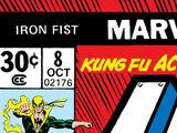 Iron Fist Vol 1 8