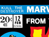 Kull the Destroyer Vol 1 12