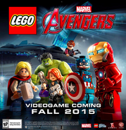 LEGO Avengers video game
