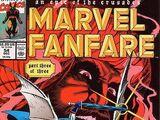Marvel Fanfare Vol 1 54