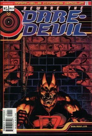 Marvels Comics Group Daredevil Vol 1 1