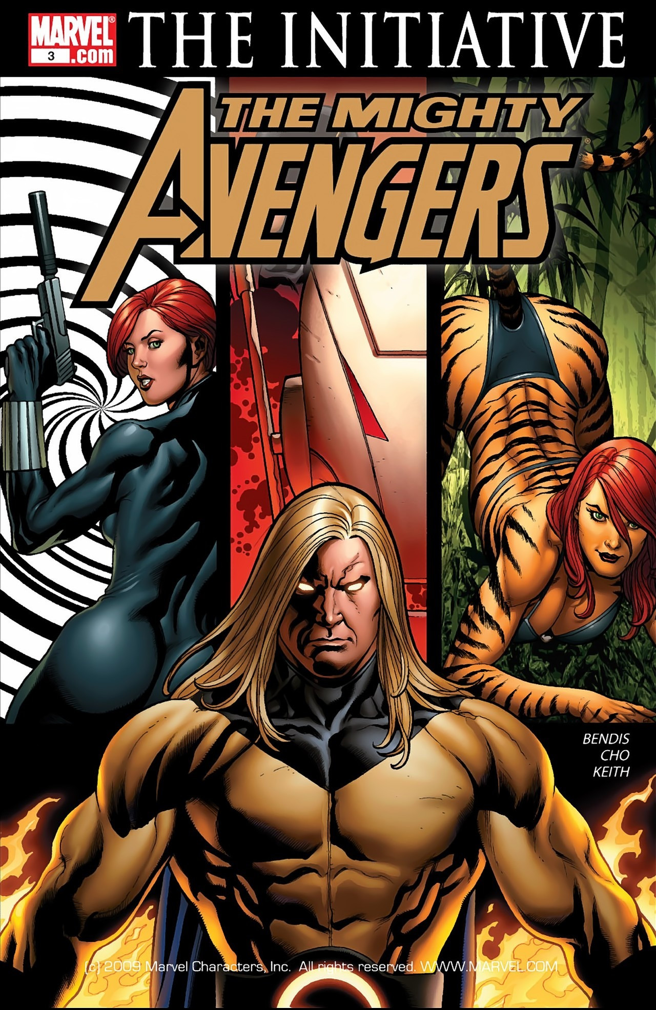 Mighty Avengers Vol 1 3