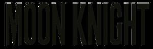 Moon Knight Vol 8 Logo (2015)