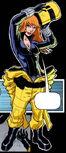 Natalia Romanova (Earth-9411) Spectacular Spider-Man (UK) Vol 1 163
