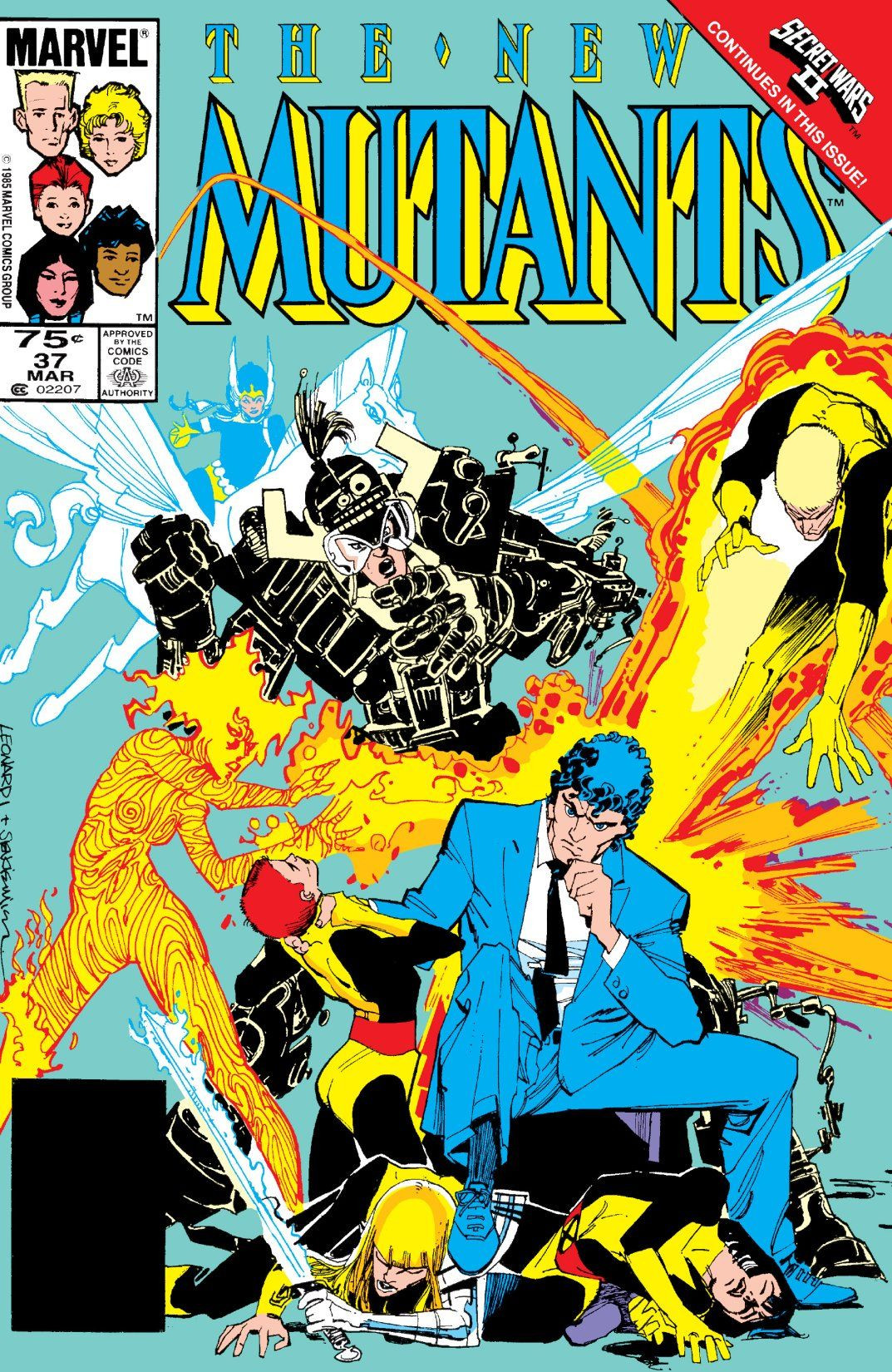 Image result for new mutants 37