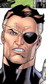 Nicholas Fury (Earth-8351) from What If Spider-Man Vs. Wolverine Vol 1 1 0001