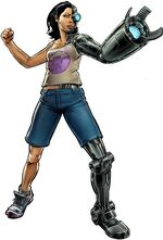 Rebecca Ryker (Earth-12131) from Marvel Avengers Alliance 0001