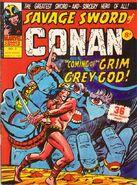 Savage Sword of Conan (Weekly) Vol 1 3