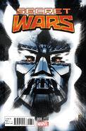 Secret Wars Vol 1 8 Coker Variant