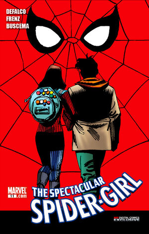Spectacular Spider-Girl Vol 1 11