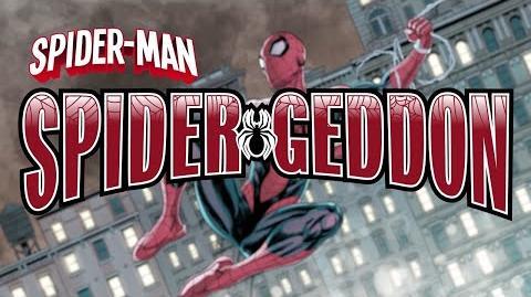 Spider-Geddon Spider-Man 1