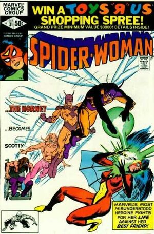 Spider-Woman Vol 1 31