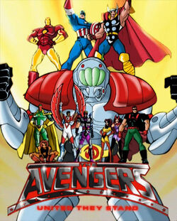 The Avengers- United They Stand
