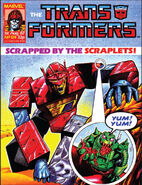 Transformers (UK) Vol 1 124